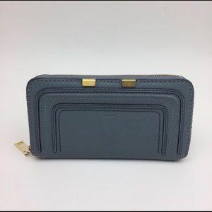 CHLOÉ Marcie - Long' Zip Around Wallet
